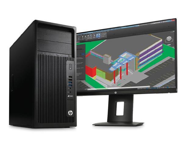 HP Z240 Tower Workstation - Elite
